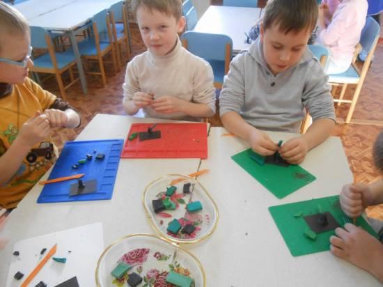 Развитие изобразительной деятельности детей раннего возраста ( года).
